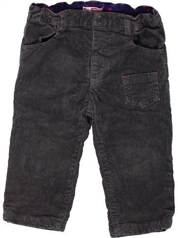 Pantalon fille DPAM noir 12 mois hiver #1400962_1