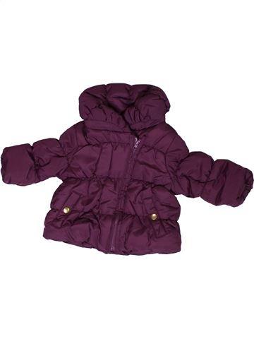 Doudoune fille F&F violet 3 mois hiver #1400982_1