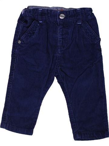 Pantalón niño MARKS & SPENCER violeta 9 meses invierno #1400986_1
