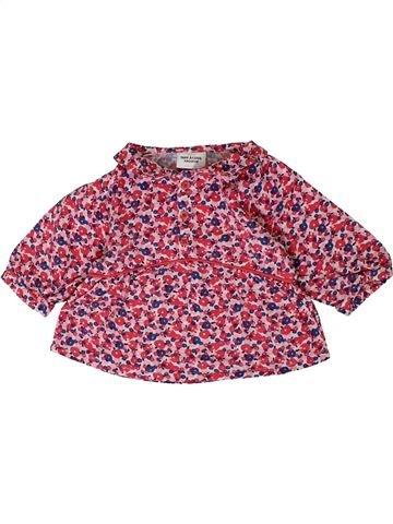 Blusa de manga larga niña TAPE À L'OEIL marrón 3 meses invierno #1400998_1