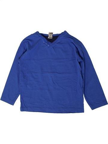 Camiseta de manga larga niño TAPE À L'OEIL azul 5 años invierno #1401129_1