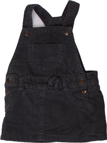 Vestido niña KIABI azul oscuro 3 meses invierno #1401215_1