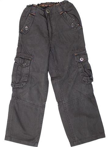 Pantalon garçon KIABI gris 6 ans hiver #1401279_1