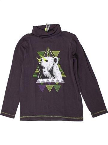 T-shirt col roulé garçon ORCHESTRA gris 6 ans hiver #1401289_1