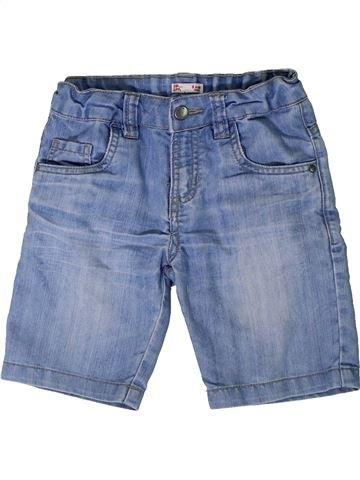 Short - Bermuda garçon DPAM bleu 5 ans été #1401406_1