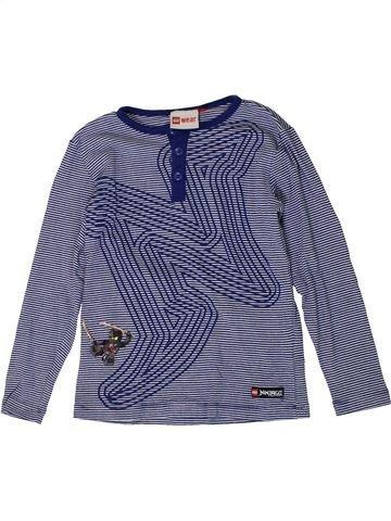 Camiseta de manga larga niño LEGO WEAR azul 7 años invierno #1401410_1