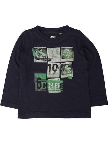 Camiseta de manga larga niño TIMBERLAND azul oscuro 3 años invierno #1401531_1