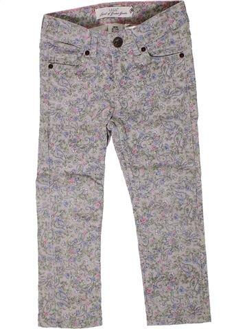 Jean fille H&M gris 2 ans hiver #1401566_1