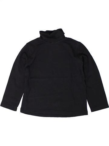 T-shirt col roulé unisexe ZARA noir 4 ans hiver #1401593_1