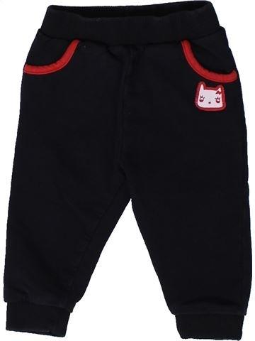 Pantalon fille ORCHESTRA noir 9 mois hiver #1401624_1