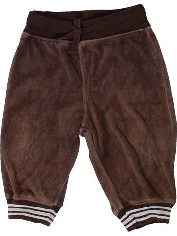 Pantalon garçon H&M marron 6 mois hiver #1401673_1