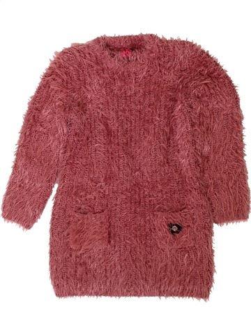 Robe fille IKKS violet 3 ans hiver #1401691_1