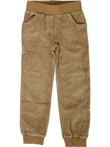 Pantalon fille ORCHESTRA marron 6 ans hiver #1401716_1