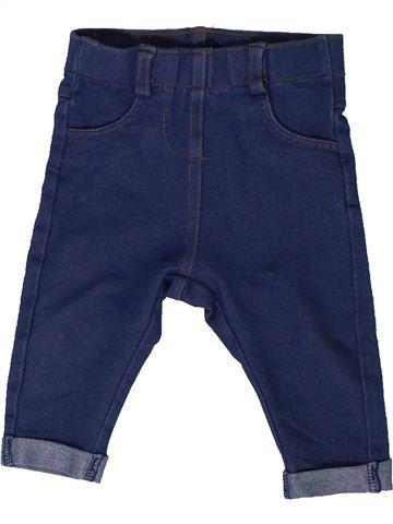 Legging niña KIABI azul 6 meses invierno #1401730_1