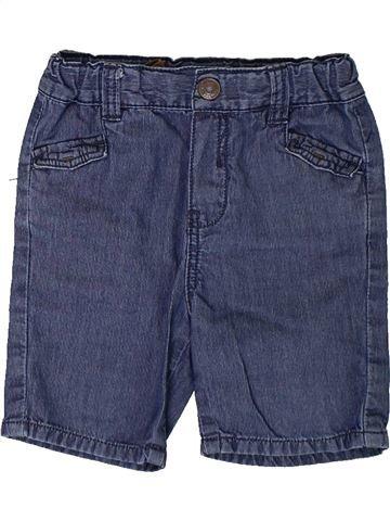 Short-Bermudas niño OKAIDI azul 18 meses verano #1401848_1
