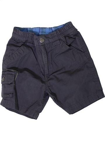 Short - Bermuda garçon DPAM bleu 18 mois été #1401854_1