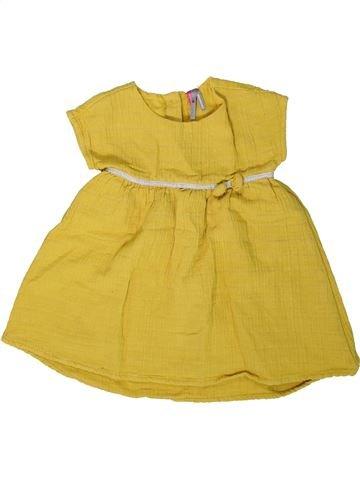 Vestido niña ORCHESTRA amarillo 2 años verano #1401894_1