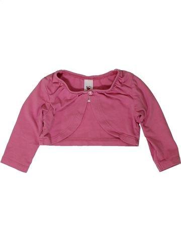 Chaleco niña C&A rosa 6 meses verano #1401906_1