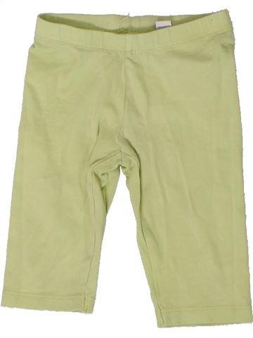 Legging niña OKAIDI verde 3 años verano #1401909_1