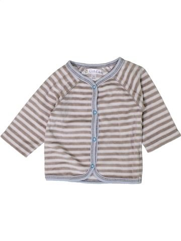 Chaleco niño KIABI gris 1 mes invierno #1401939_1