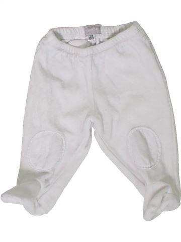 Pantalon unisexe MARÈSE blanc 3 mois hiver #1401941_1