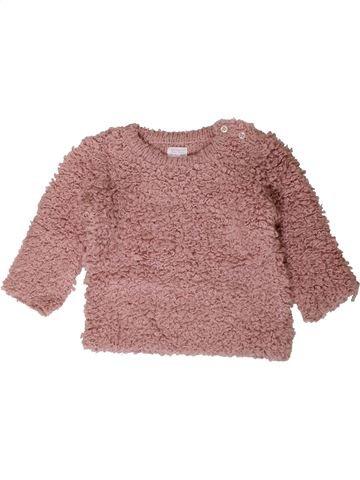 jersey niña NATALYS rosa 2 años invierno #1402011_1