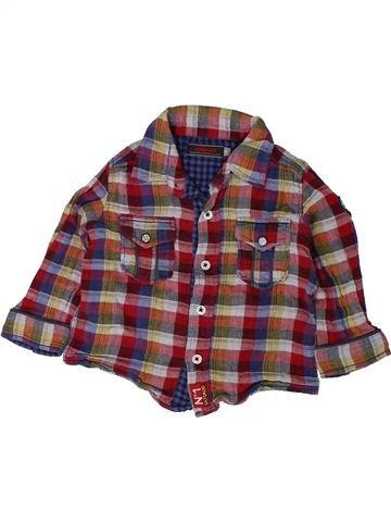 Camisa de manga larga niño CATIMINI violeta 18 meses invierno #1402021_1