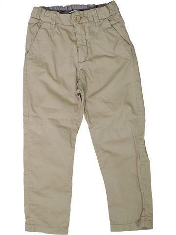 Pantalón niño H&M gris 5 años verano #1402023_1