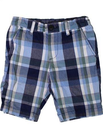 Short-Bermudas niño H&M azul 4 años verano #1402027_1