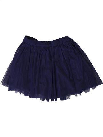 Jupe fille OKAIDI bleu 8 ans hiver #1402060_1