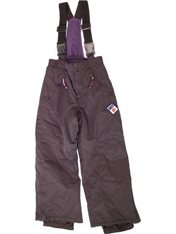 Esquí niño DPAM marrón 8 años invierno #1402061_1