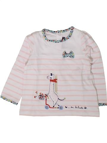 Camiseta de manga larga niña SERGENT MAJOR blanco 18 meses invierno #1402146_1