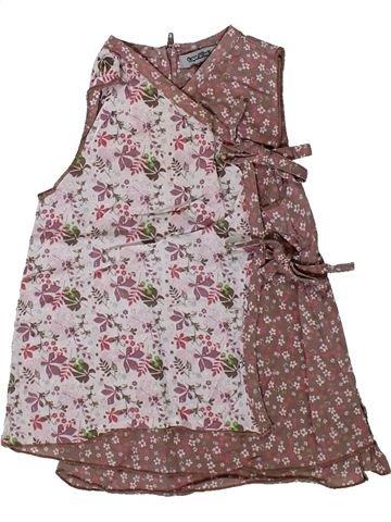 Vestido niña TAPE À L'OEIL marrón 6 meses verano #1402212_1