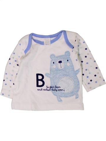 Camiseta de manga larga niño MINI CLUB blanco 1 mes invierno #1402246_1