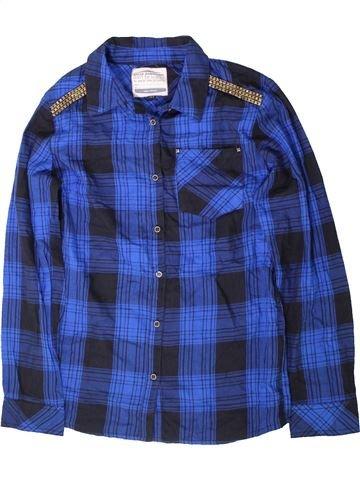 Blusa de manga larga niña EMOI azul 14 años invierno #1402265_1