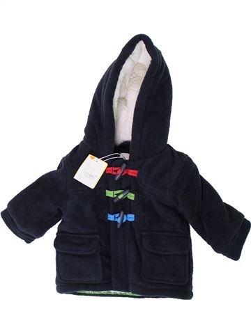Abrigo niño BLUEZOO negro 6 meses invierno #1402302_1