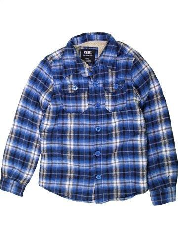 Chemise manches longues garçon PRIMARK bleu 9 ans hiver #1402352_1