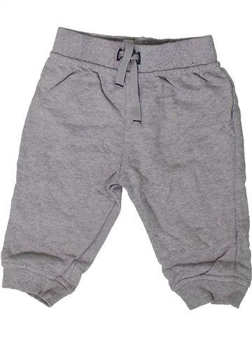 Pantalón niño MARKS & SPENCER gris 9 meses invierno #1402370_1