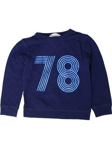 Sweat garçon H&M bleu 6 ans hiver #1402397_1