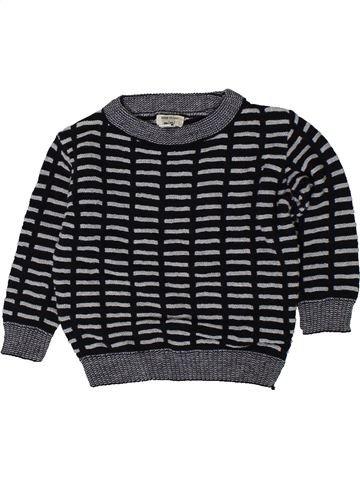 jersey niño RIVER ISLAND negro 6 meses invierno #1402403_1