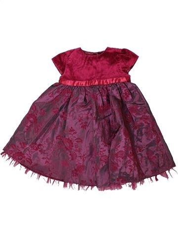 Vestido niña MAMAS & PAPAS violeta 18 meses invierno #1402423_1
