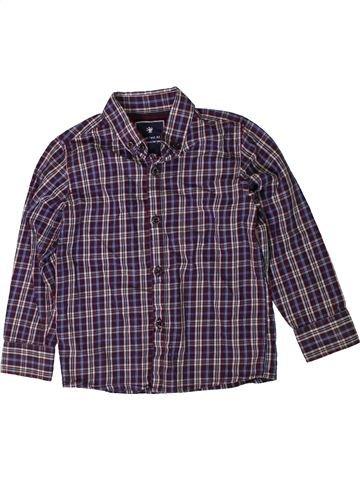 Camisa de manga larga niño NEXT gris 4 años invierno #1402428_1