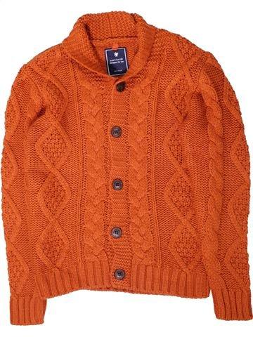 Gilet garçon NEXT orange 12 ans hiver #1402467_1