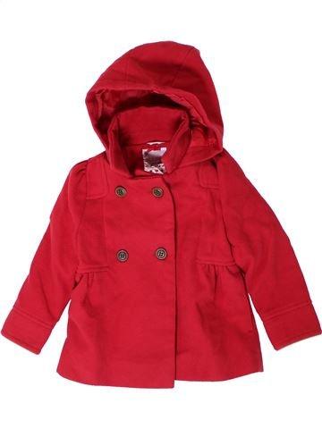 Abrigo niña TOTS rojo 3 años invierno #1402508_1