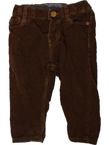 Pantalón niño H&M marrón 9 meses invierno #1402531_1