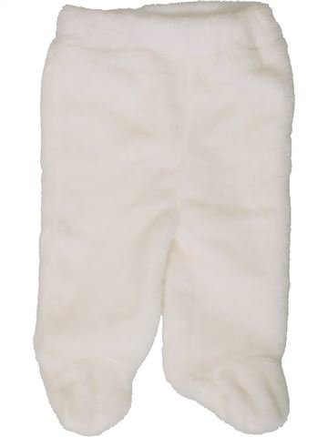 Pantalon garçon TU blanc 3 mois hiver #1402606_1
