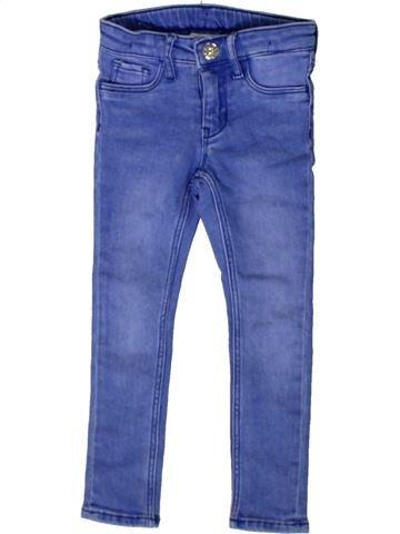 Jean fille H&M bleu 2 ans hiver #1402612_1