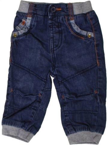 Tejano-Vaquero niño GEORGE azul 9 meses invierno #1402613_1