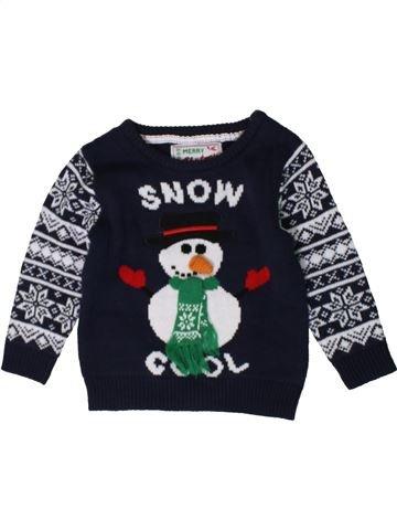 jersey niño PRIMARK blanco 2 años invierno #1402630_1