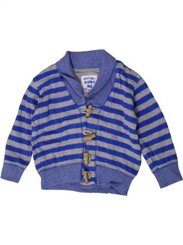 Chaleco niño NEXT azul 3 años invierno #1402670_1